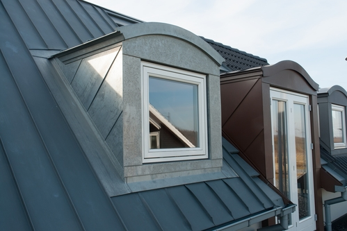 Your dormers and sky windows won't leak after we get through with them