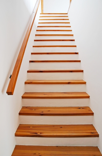 Make sure the hardwoods on your stairways are safe to tread