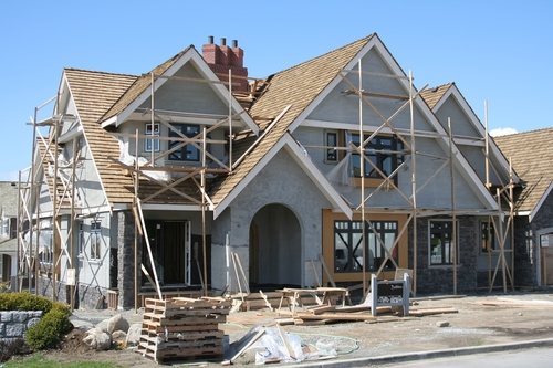 Colite Construction will handle some or all the roofing at new construction sites
