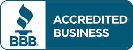 Colite Construction Company LLC, is accredited by the BBB
