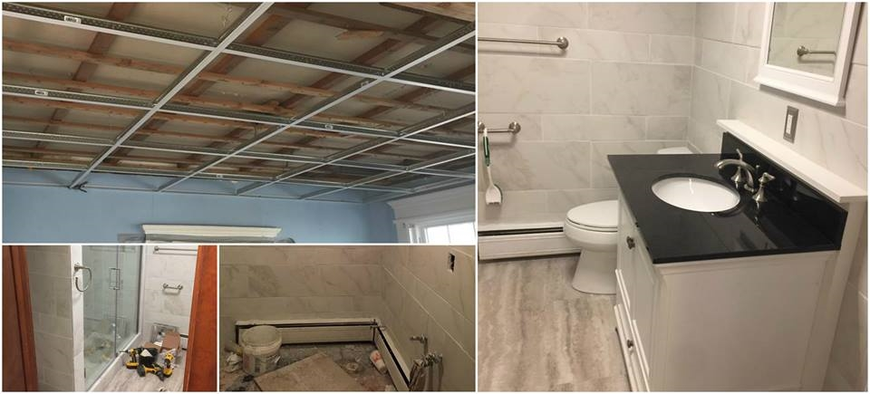 Colite Construction Company remodels bathrooms and more in homes and offices all over Meriden