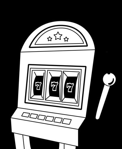 иллюстрация игрового автомата