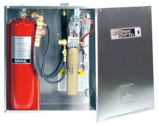 Ansul Restaurant Fire Suppression Systems