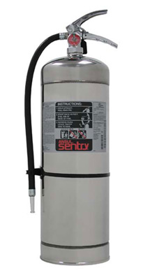Water-Type Fire Extinguisher