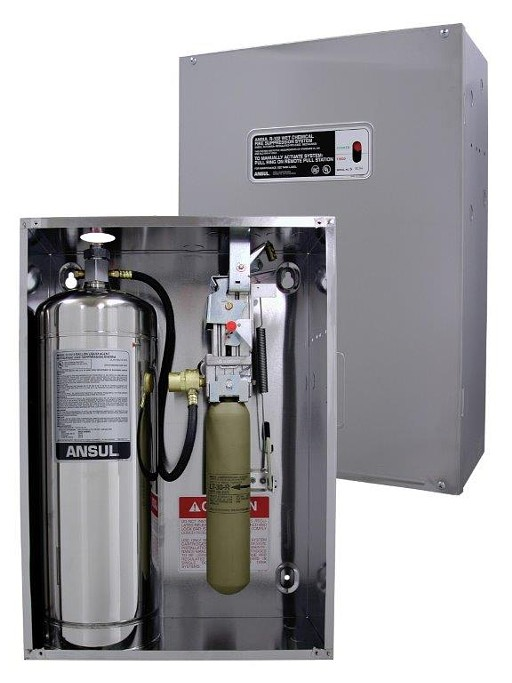 Ansul Restaurant Fire Suppression Systems