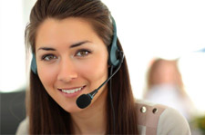 A live operator will handle your emergency call