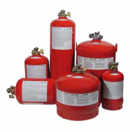 Amerex vehicle fire suppression equipment