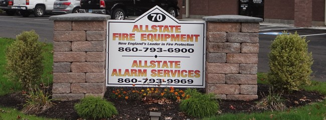 We are the fire protection leader in New England