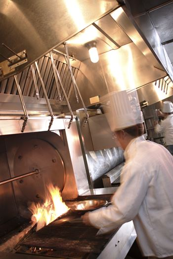 Kitchen hood fire suppression is important