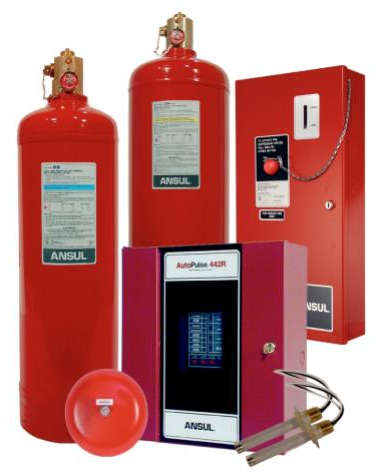 Ansul I-101 Pyro-Chem Fire Suppression