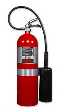 ANSUL SENTRY carbon dioxide fire extinguisher