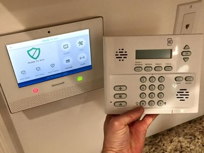 Get A New Touchpad Security System Into Your Home Or Office