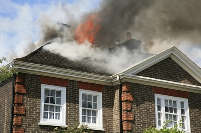 We cannot prevent a fire but we can install a fire alarm for your protection.