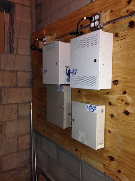 Lynx Systems has upgraded many fuse boxes to circuit breakers