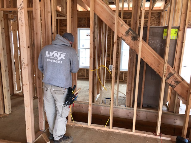 LYNX System will provide an electrician who does complete home wiring in new buildings and additions
