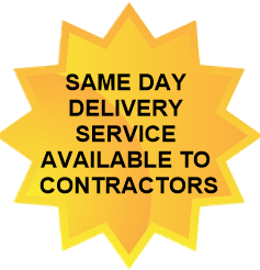 Supply delivery service for general contractors and builders