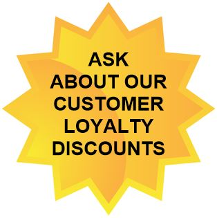 Customer loyalty discounts available at R&D Services LLC, Southington, CT