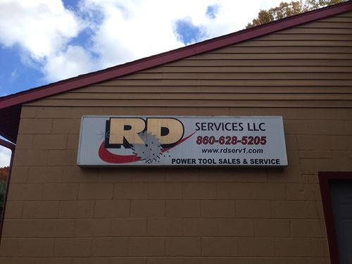 The independently owned and operated R&D Services in Southington