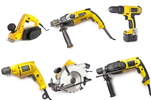 Get power tools repaired by factory certified technicians