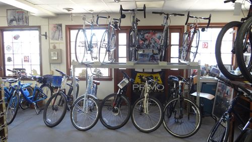 Another peek at bikes available at Renaissance Cyclery