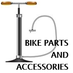 New parts and accessories for bicycles at Renaissance Cyclery