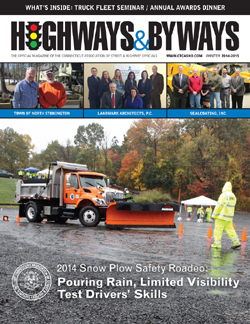 Highways & Byways is published twice a year by CASHO