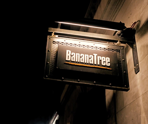 Banana Tree Signage Design