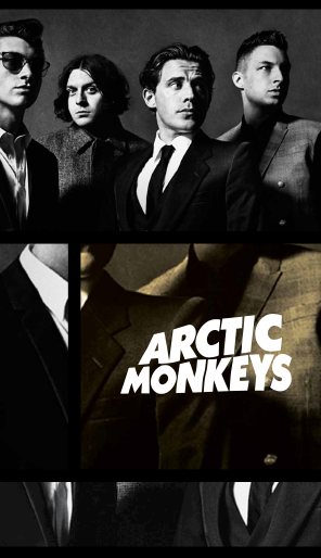 Arctic Monkeys Design