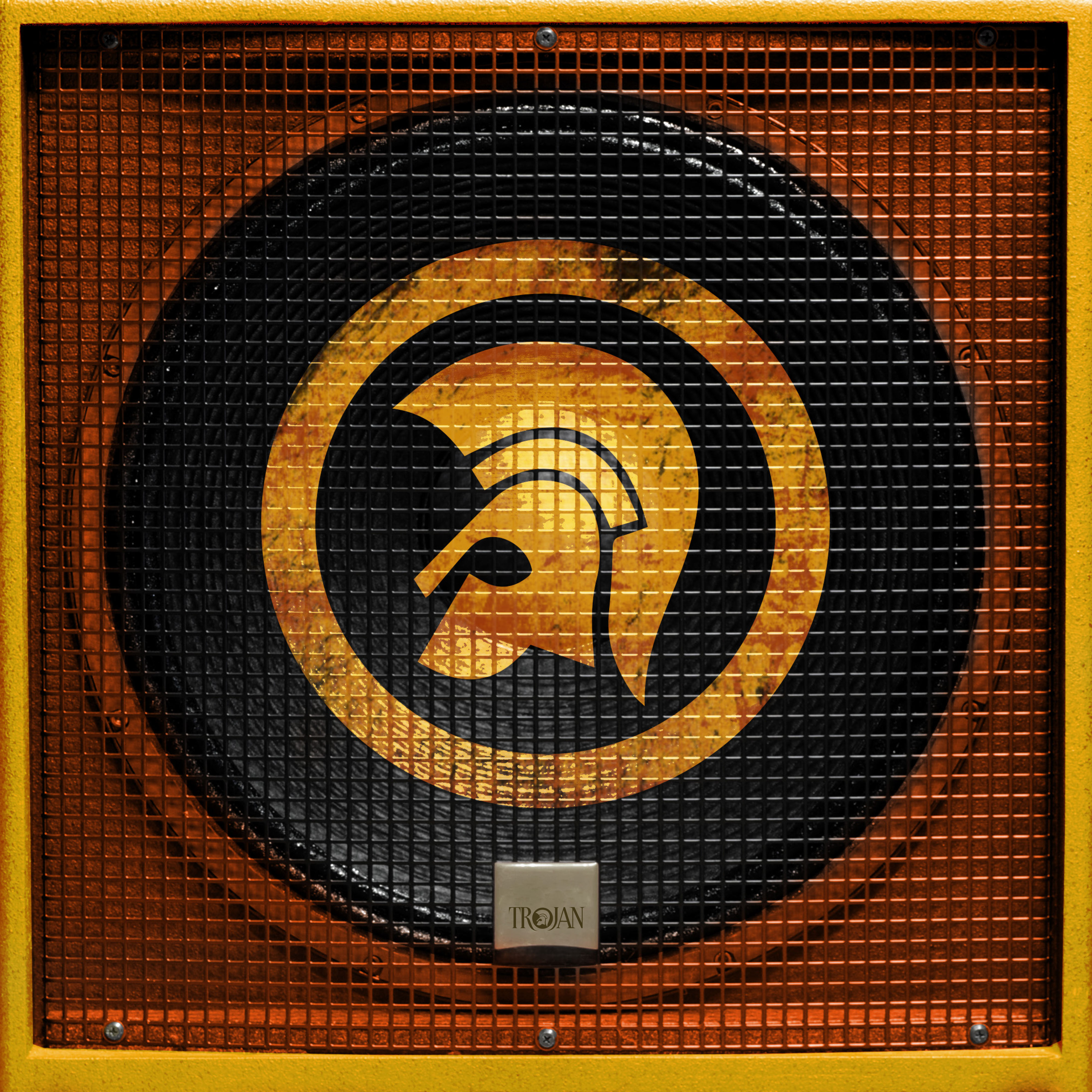 Trojan Records Reggae Art