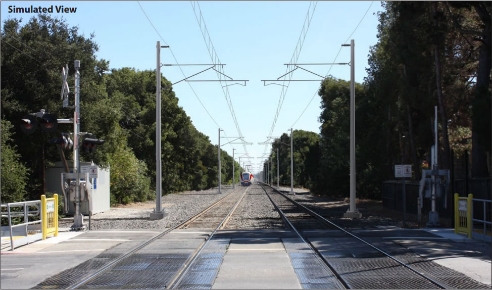 PENINSULA CORRIDOR ELECTRIFICATION