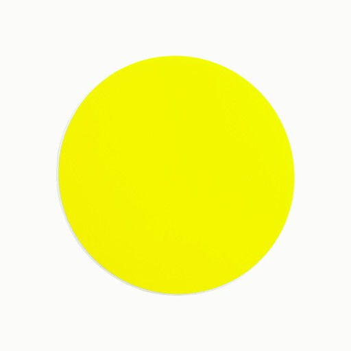 yellow circles