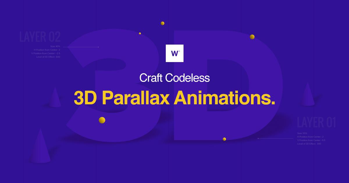 3d parallax