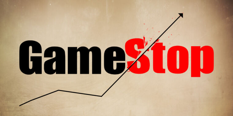Gamestop  stock market investing 2021