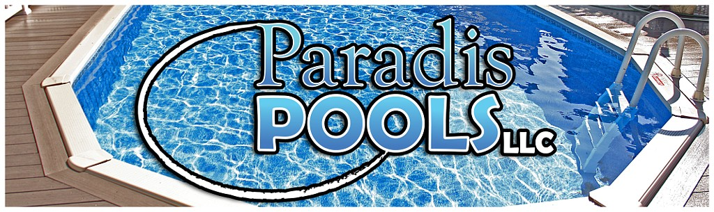 get an above ground pool in CT from Paradis Pools