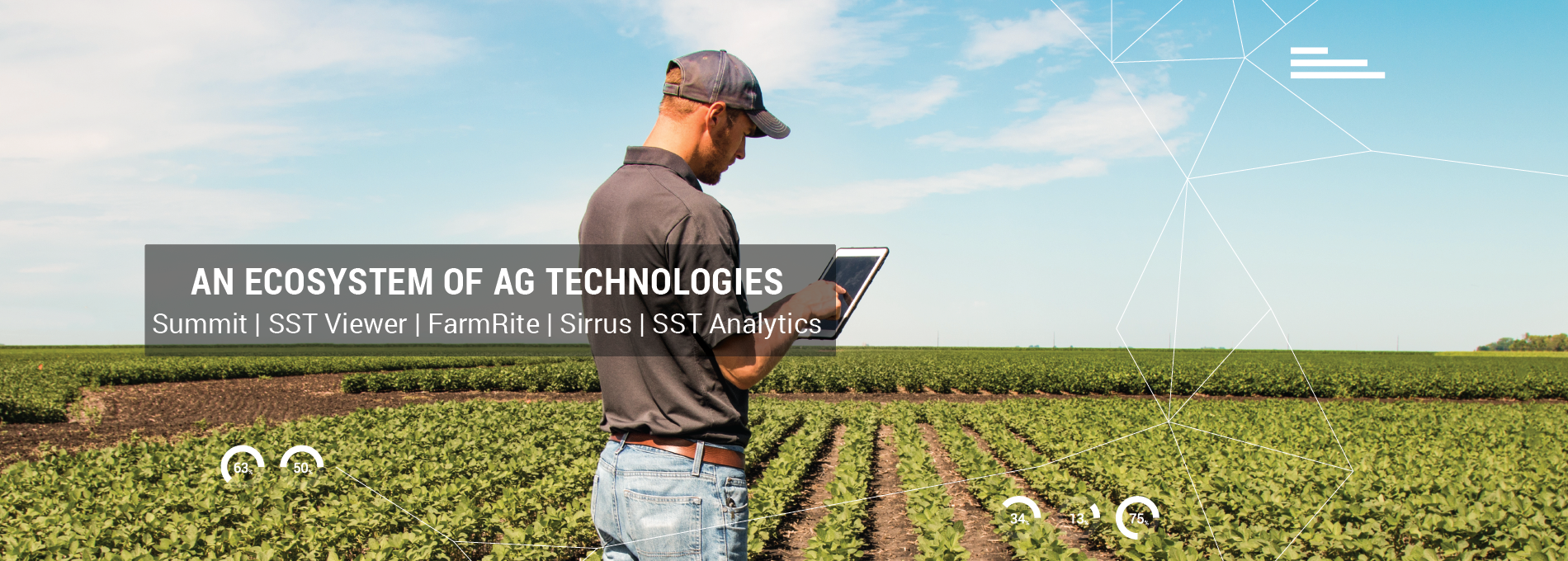 agricultural systems Major in agricultural technology and production management students in this hands-on major gain a science-based overview of agriculture and food systems, with an emphasis on the practical application of technology to agricultural production systems.