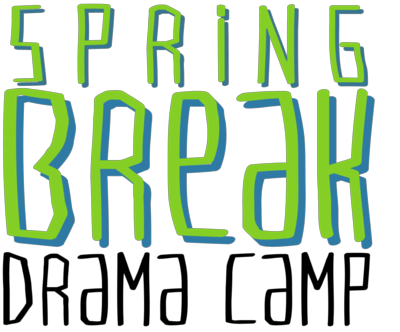 green thumb theatre spring break drama camp logo