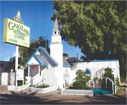 Graceland Wedding Chapel.History Of Graceland Wedding Chapel Las Vegas
