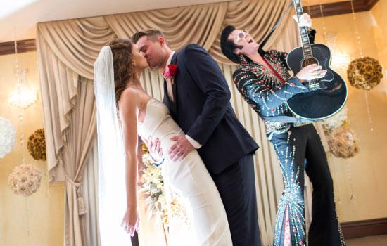 Las Vegas Elvis Ceremonies The Original Elvis Wedding Chapel