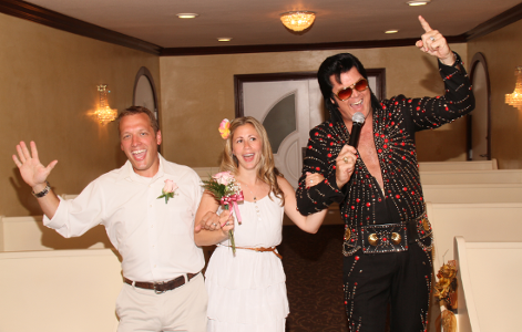 Las Vegas Elvis Ceremonies Wedding Packages