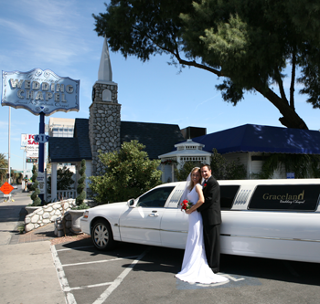 Graceland Wedding Chapel Las Vegas Nevada