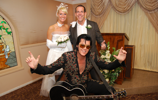 Las Vegas Elvis Ceremonies