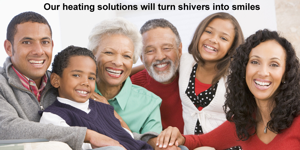 Our heating solutions turn shivers into smiles in Orange CT