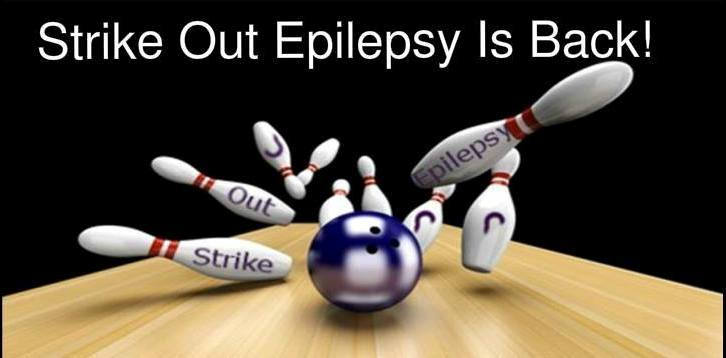 Strike Out Epilepsy Is Back!