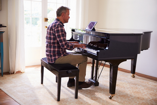 Our crew at McCabe's Moving will get your piano where it needs to go