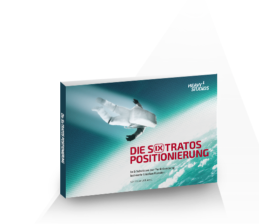 Heavystudios – E-Book: Die Sixtratos Positionierung