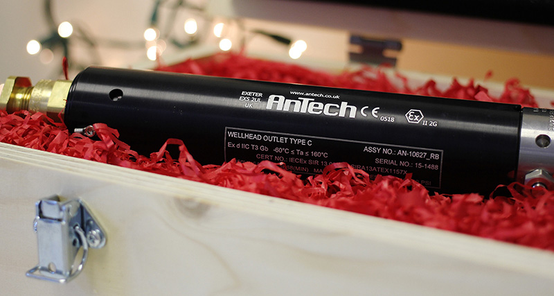 AnTech   News   AnTech Reports Record Product Sales