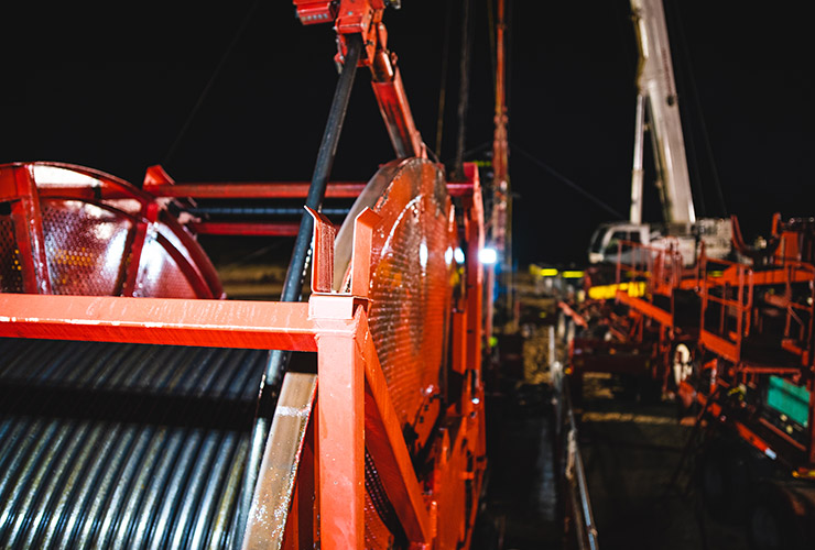 Benefits Of Underbalanced Coiled Tubing Drilling