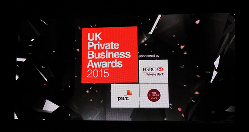 AnTech Is Shortlisted For The National Private Business Awards 2015
