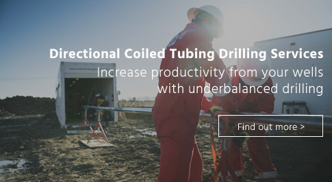 Coiled Tubing Drilling Service | AnTech Ltd | Directional