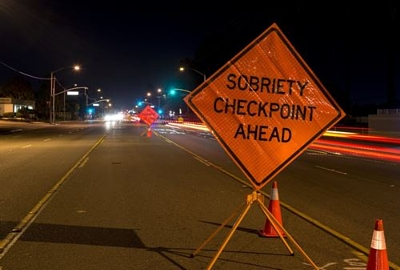 Every town is on the lookout for drunk drivers